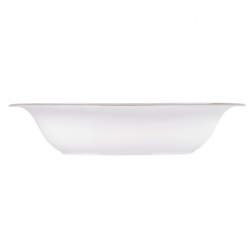 Vera Wang Lace Gold Open Vegetable Dish